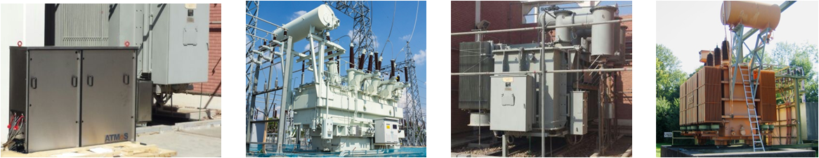 Anwendungen an Transformatoren